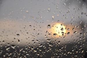 Lluvia suspendida