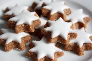 galletas de siete puntas