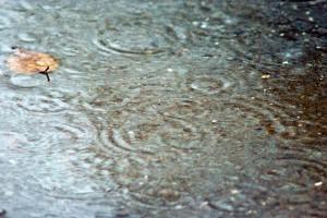 lluvia de Mayo
