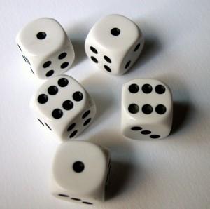 Combinaciones de tres entre seis