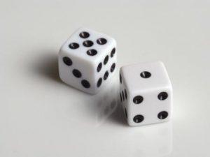 Una cantidad impar de números pares